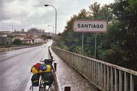 Einddoel in zich: Santiago de Compostela