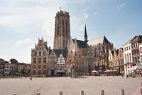 Grote Markt te Mechelen